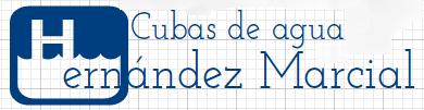 Cubas de Agua, Hernandez marcial Logo